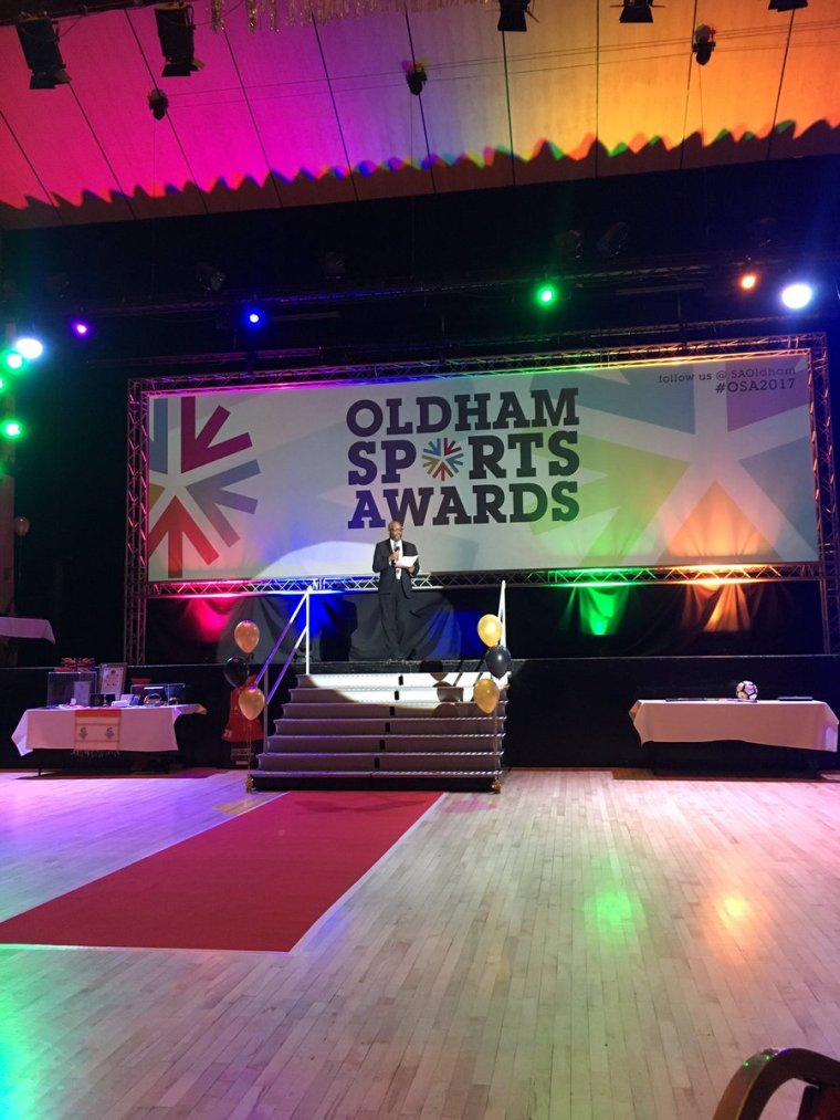 Oldham Sport Awards
