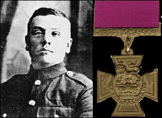 Walter Mills - Medal