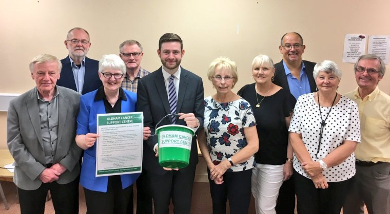 Oldham Cancer Care & Support