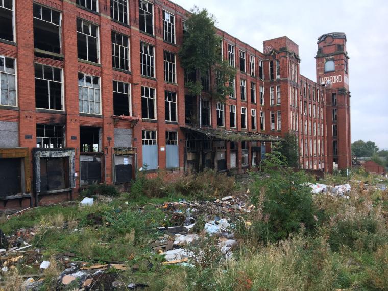 Hartford Mill 1